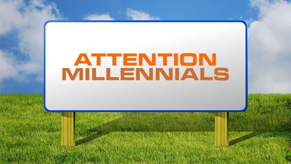 Millennial Billboard