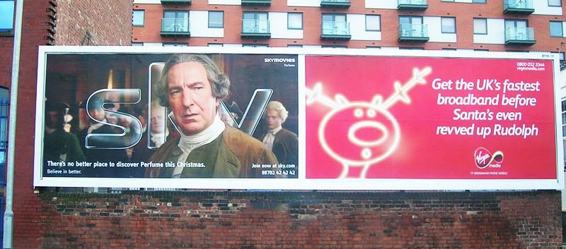 billboards rival