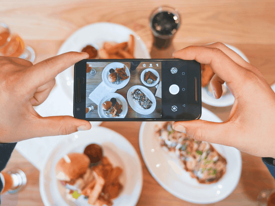 Promote your restaurant in local social media groups