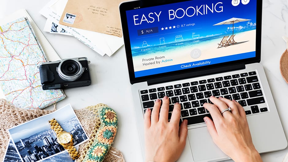 Easy booking