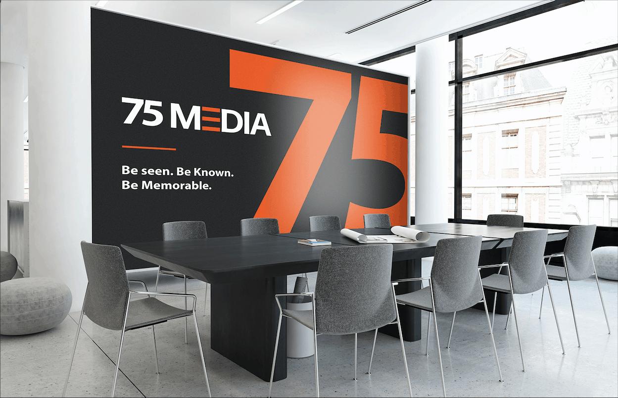 75media office