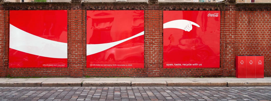 coca cola billboard